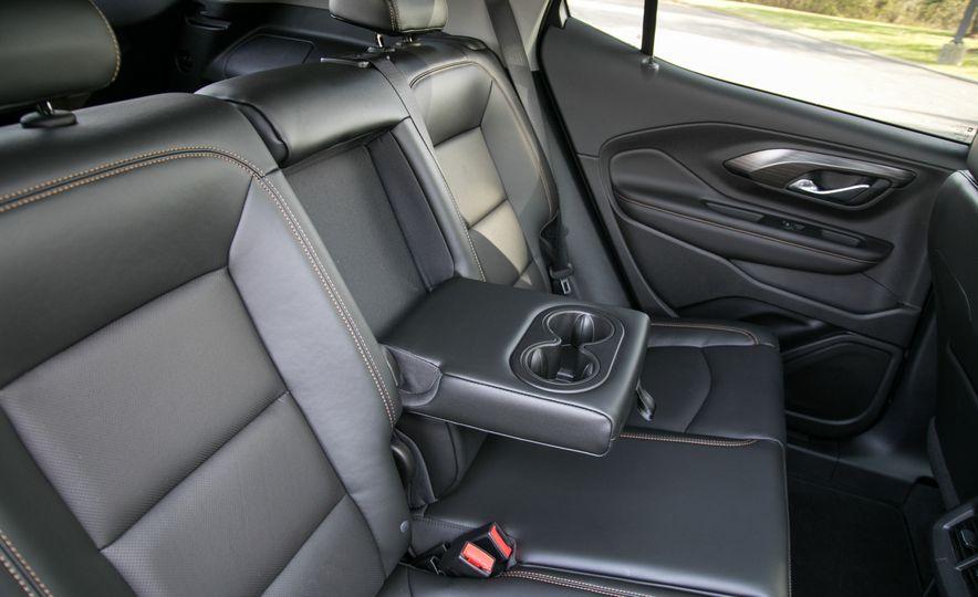 2018 GMC Terrain Diesel AWD - Slide 92
