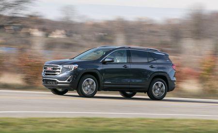 2018 GMC Terrain Diesel AWD – Instrumented Test