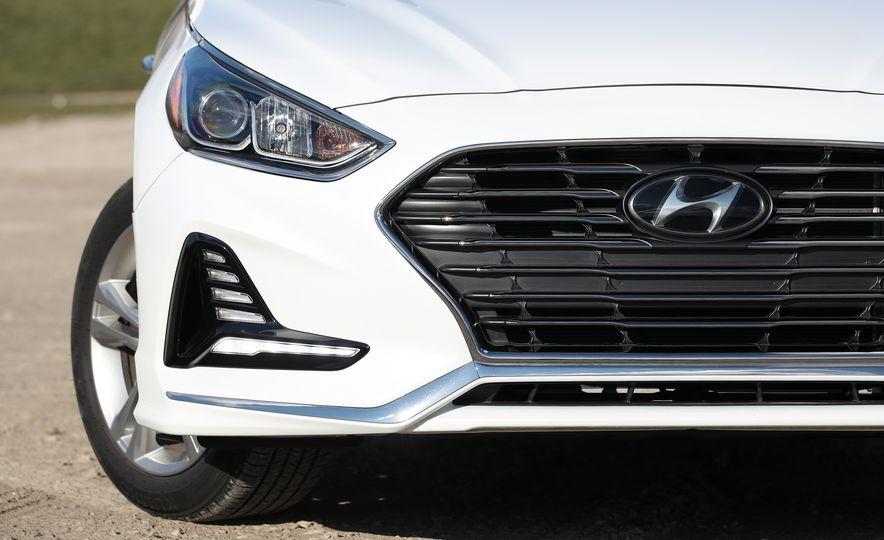 2018 Hyundai Sonata SEL - Slide 22