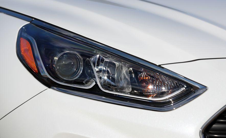 2018 Hyundai Sonata SEL - Slide 25