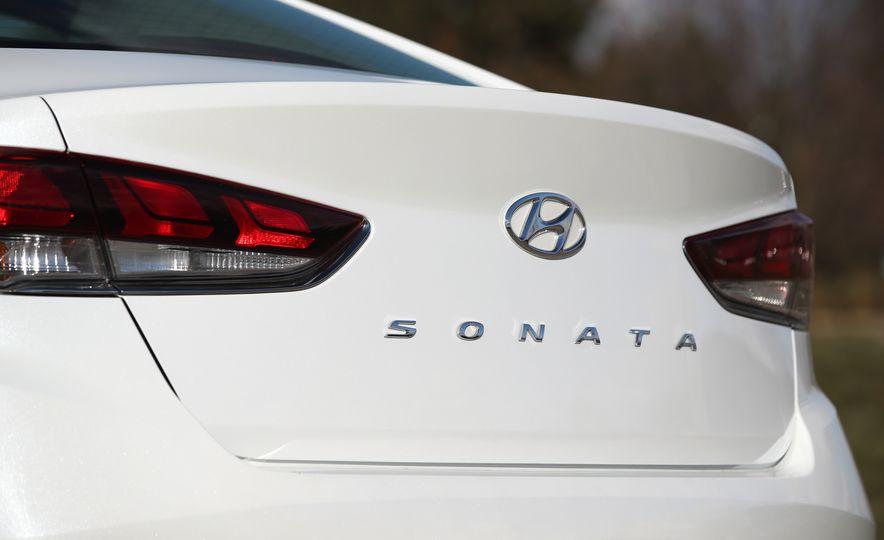 2018 Hyundai Sonata SEL - Slide 29