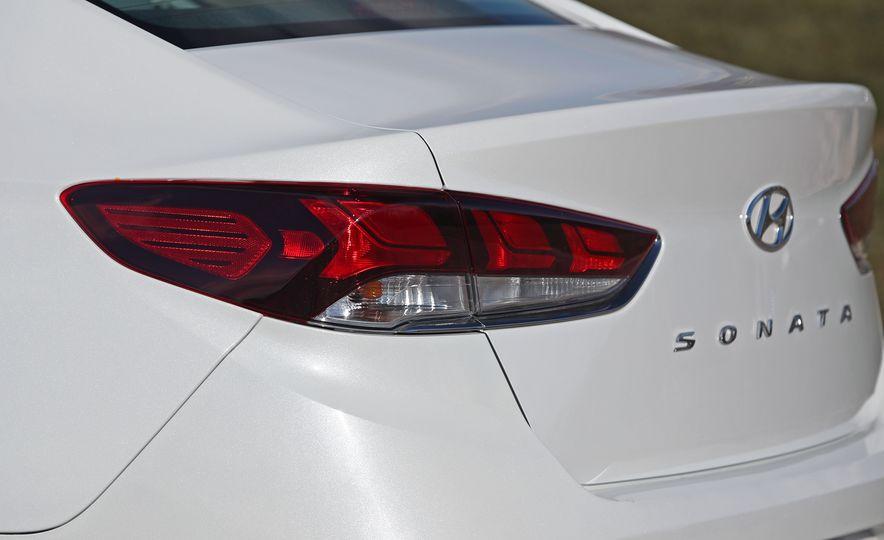 2018 Hyundai Sonata SEL - Slide 30