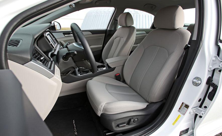 2018 Hyundai Sonata SEL - Slide 35