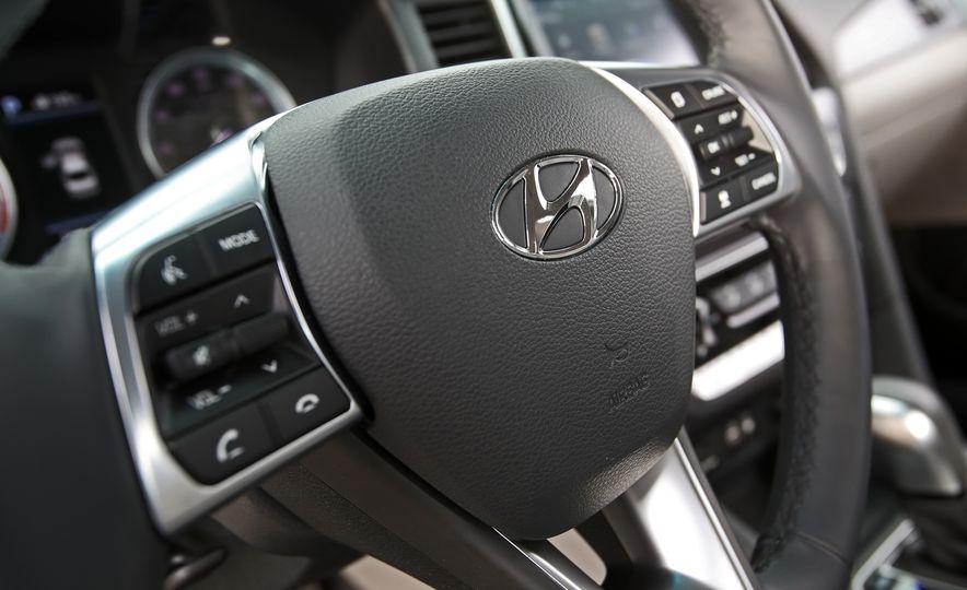 2018 Hyundai Sonata SEL - Slide 41