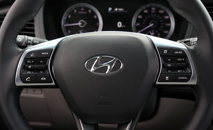 2018 Hyundai Sonata SEL - Slide 42