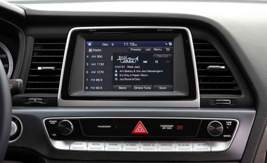 2018 Hyundai Sonata SEL - Slide 45