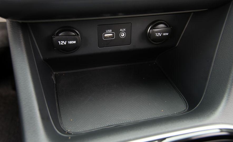 2018 Hyundai Sonata SEL - Slide 49