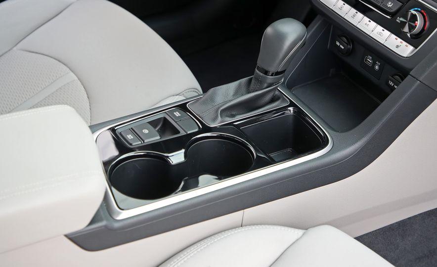 2018 Hyundai Sonata SEL - Slide 53