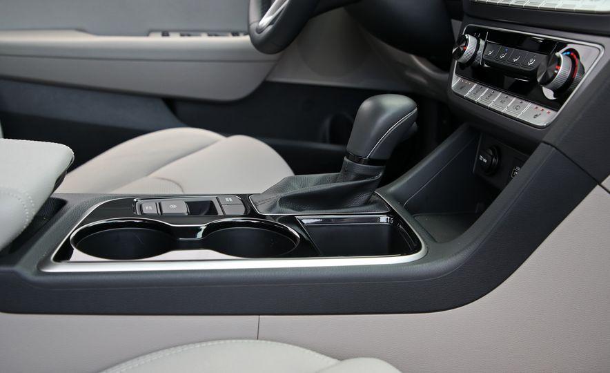 2018 Hyundai Sonata SEL - Slide 55