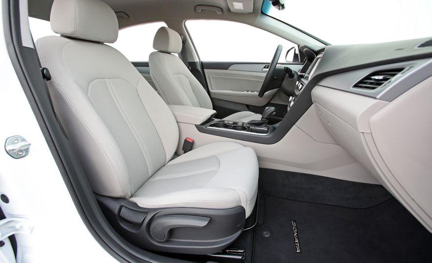 2018 Hyundai Sonata SEL - Slide 62