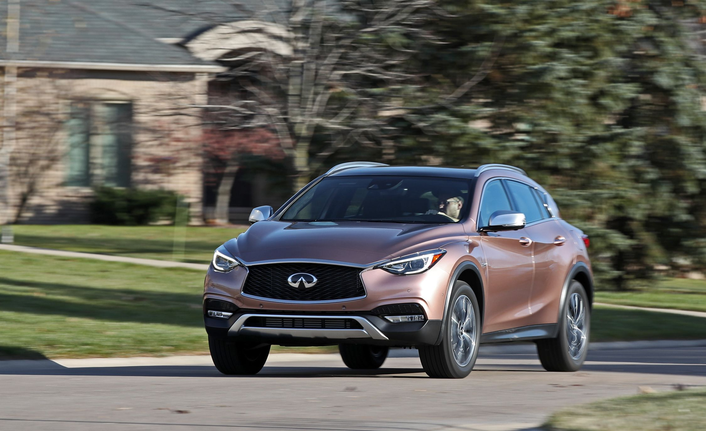 כולם חדשים 2019 Infiniti QX30 Reviews | Infiniti QX30 Price, Photos, and WB-57
