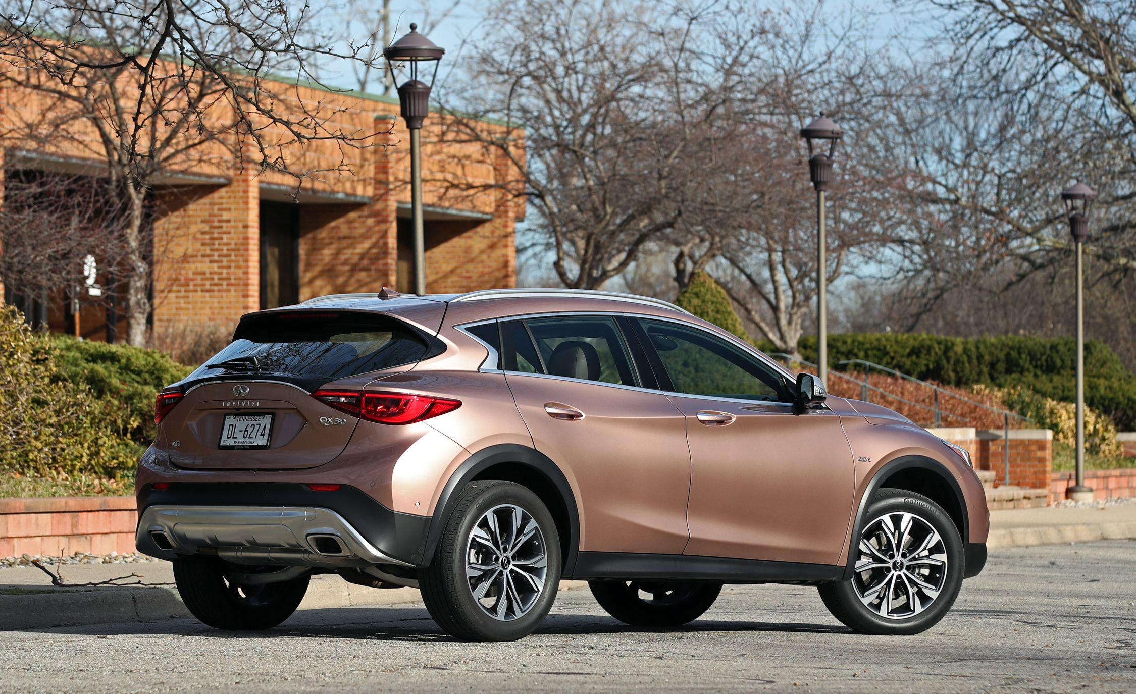 2019 Infiniti Qx30 Reviews Price Photos And Specs Car Driver