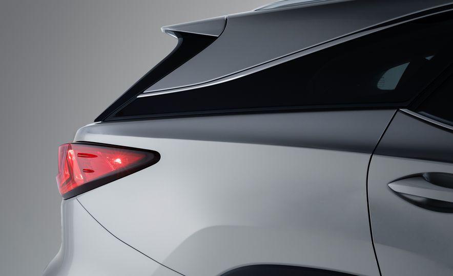 2018 Lexus RX L 350 - Slide 7