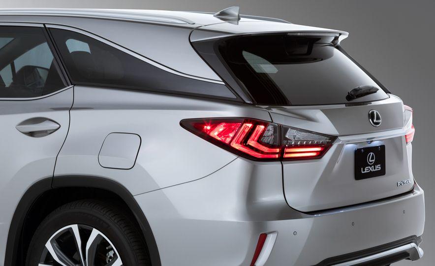 2018 Lexus RX L 350 - Slide 8