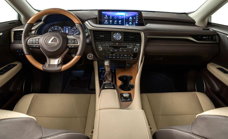 2018 Lexus RX L 350 - Slide 11