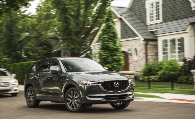 The Mazda CX-5 Crossover Outsold All Other Mazdas Combined in January