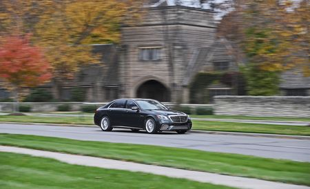 2018 Mercedes-AMG S65 Sedan – Instrumented Test