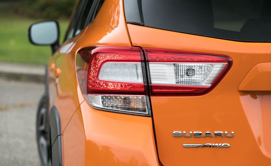 2018 Subaru Crosstrek - Slide 17