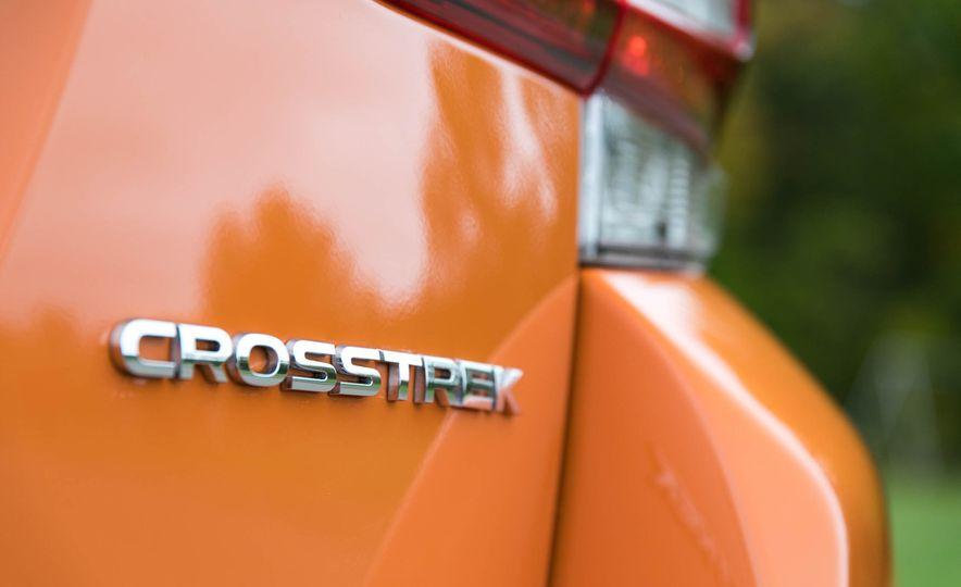 2018 Subaru Crosstrek - Slide 21