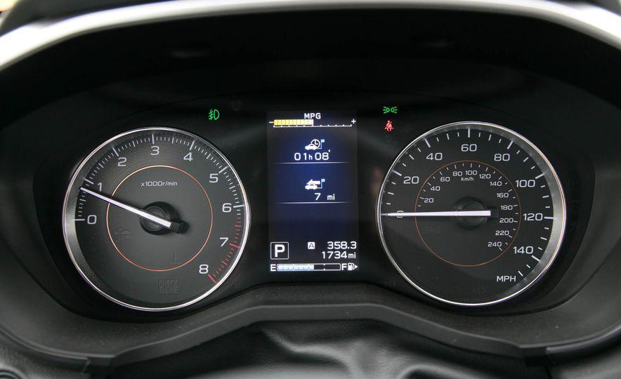 2018 Subaru Crosstrek - Slide 33
