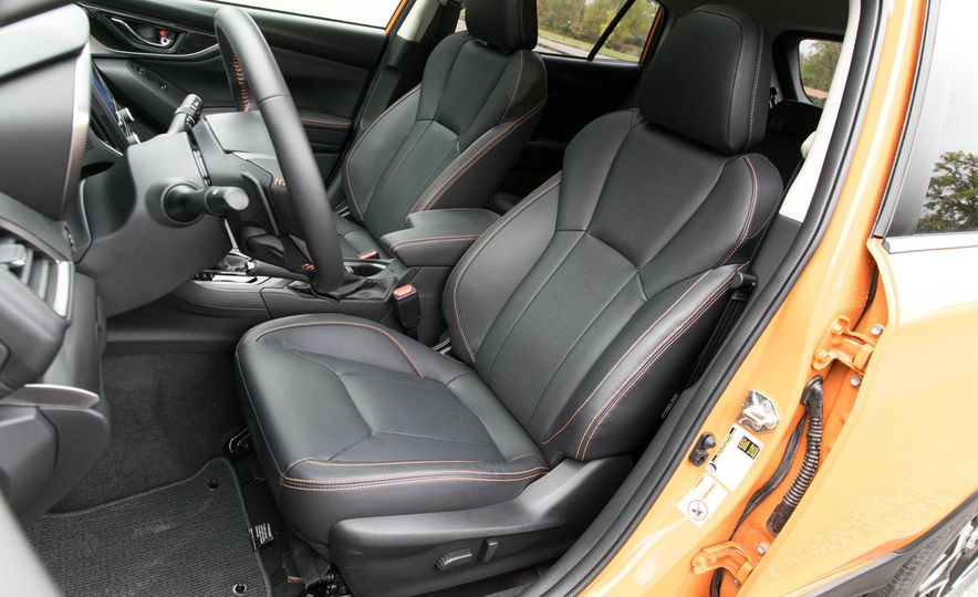 2018 Subaru Crosstrek - Slide 53