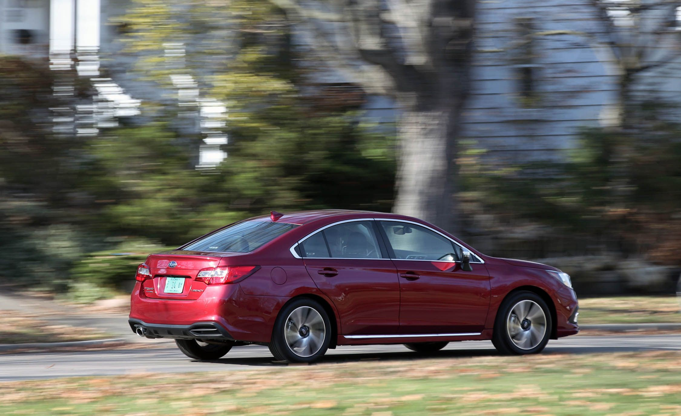 2020 Subaru Legacy Reviews Price Photos And Specs Car Driver