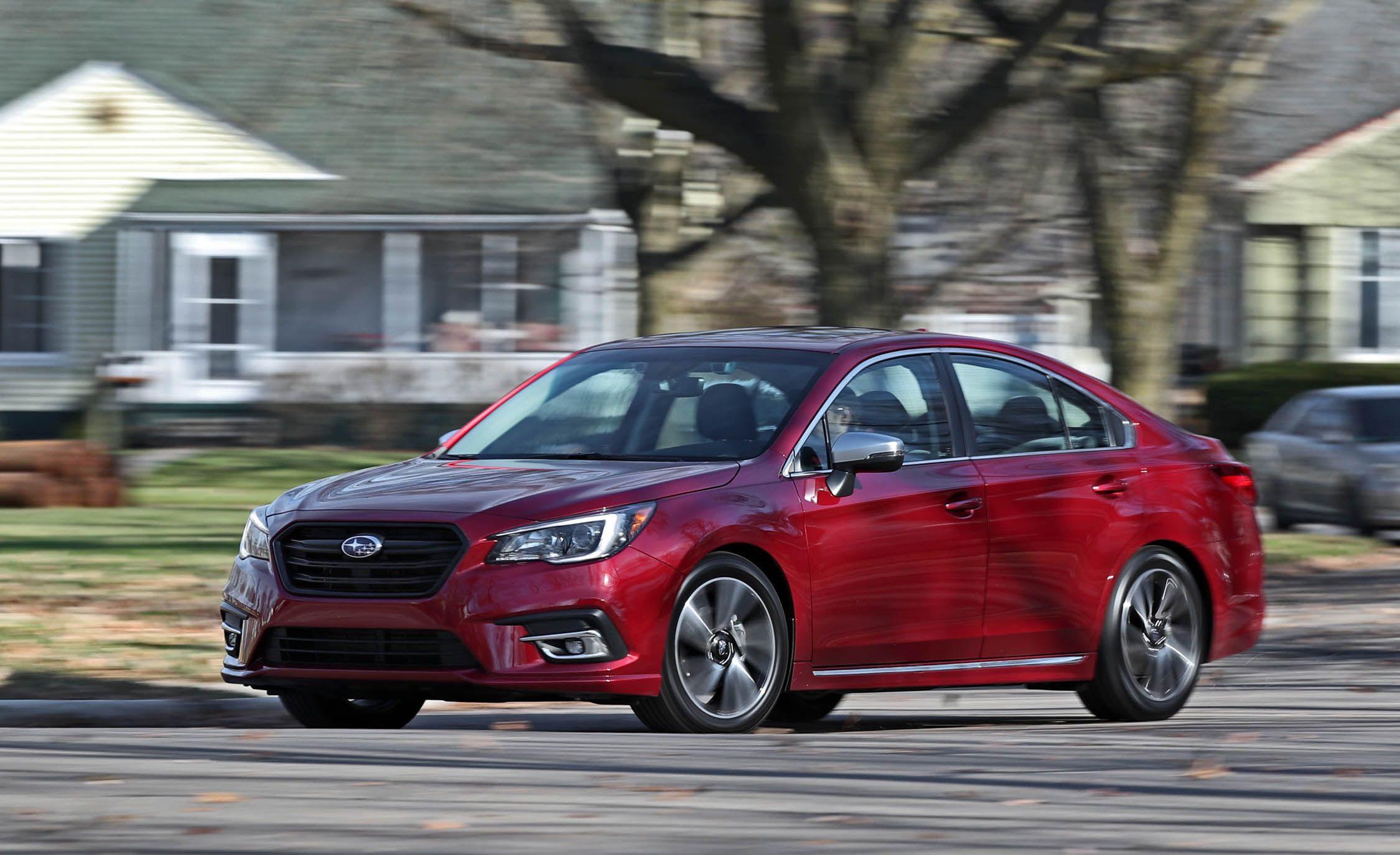 2020 Subaru Legacy Reviews Subaru Legacy Price Photos And Specs