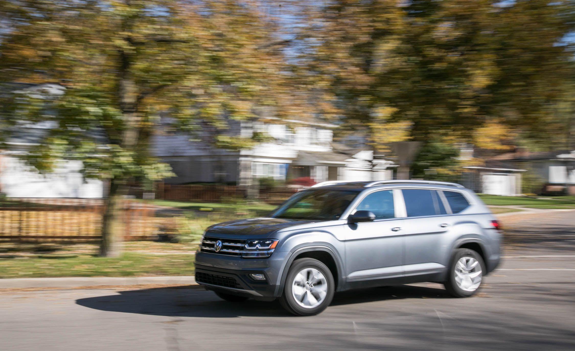 2019 Volkswagen Atlas Reviews Price Photos And Toyota Land Cruiser V8 Key Specs Car Driver
