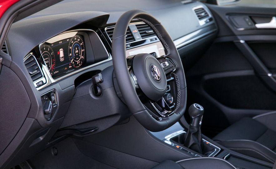 2018 Volkswagen Golf R - Slide 50