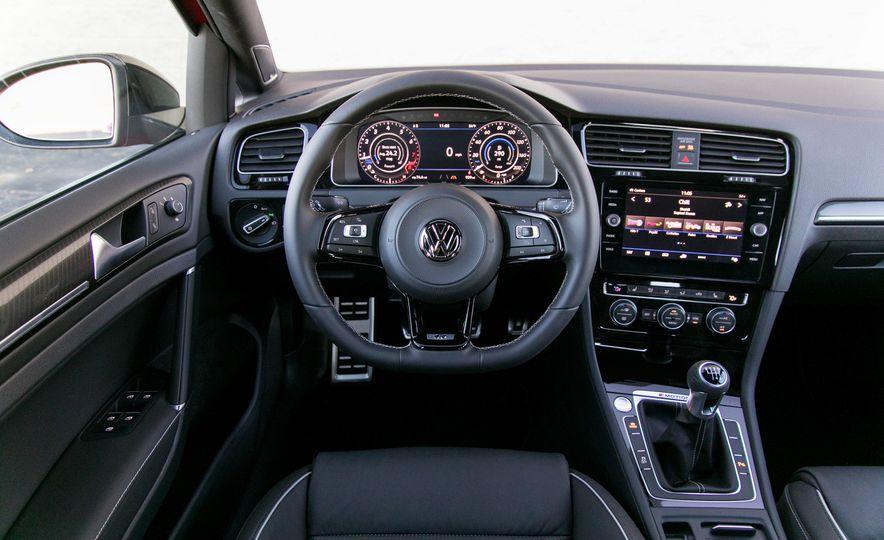 2018 Volkswagen Golf R - Slide 53