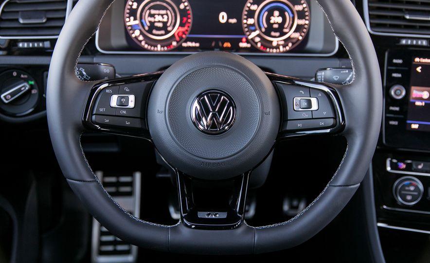 2018 Volkswagen Golf R - Slide 56