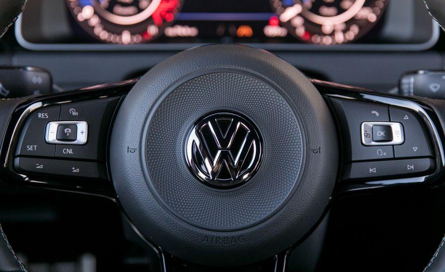 2018 Volkswagen Golf R - Slide 57
