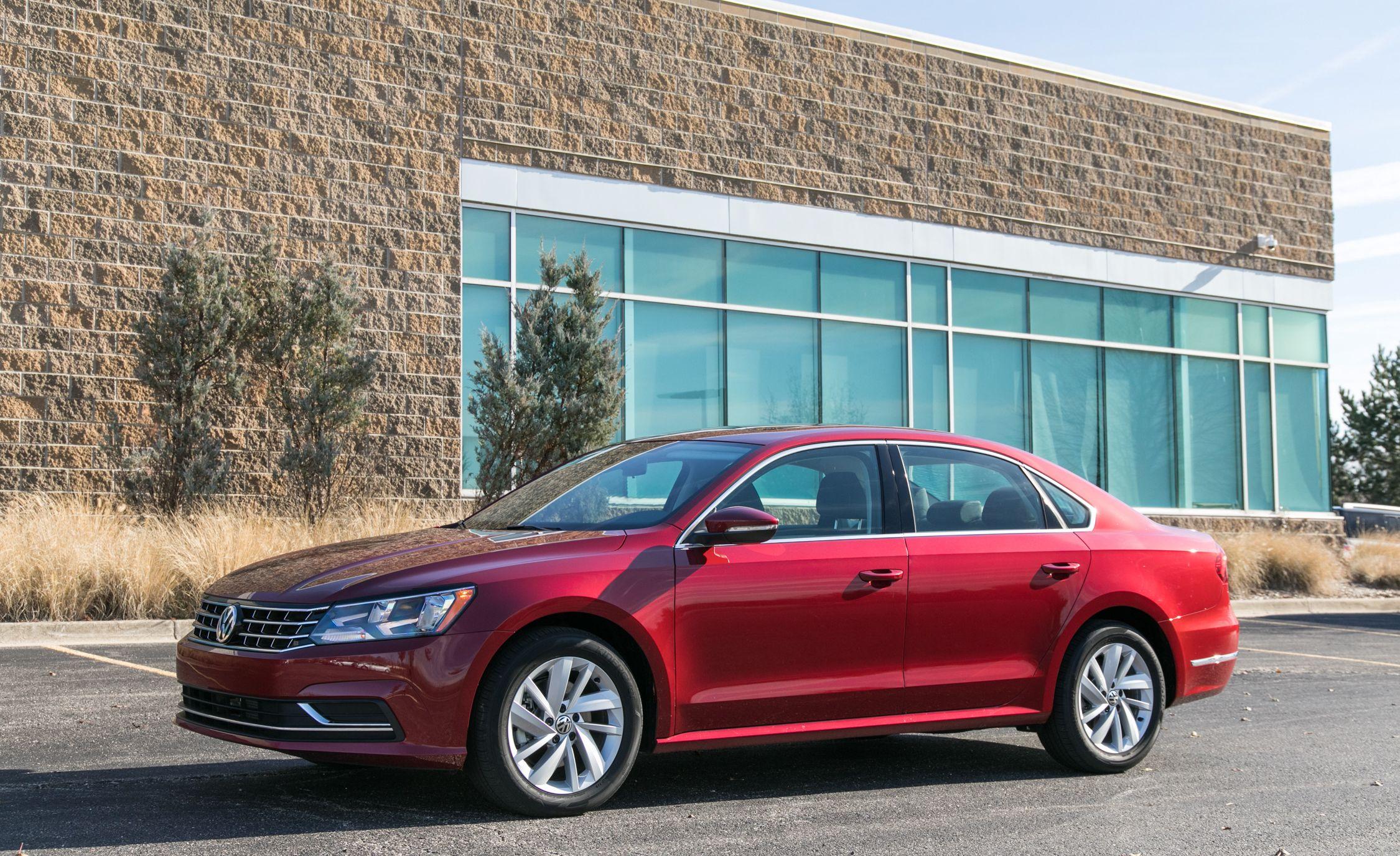 2020 Volkswagen Passat Reviews | Volkswagen Passat Price, Photos, and Specs  | Car and Driver