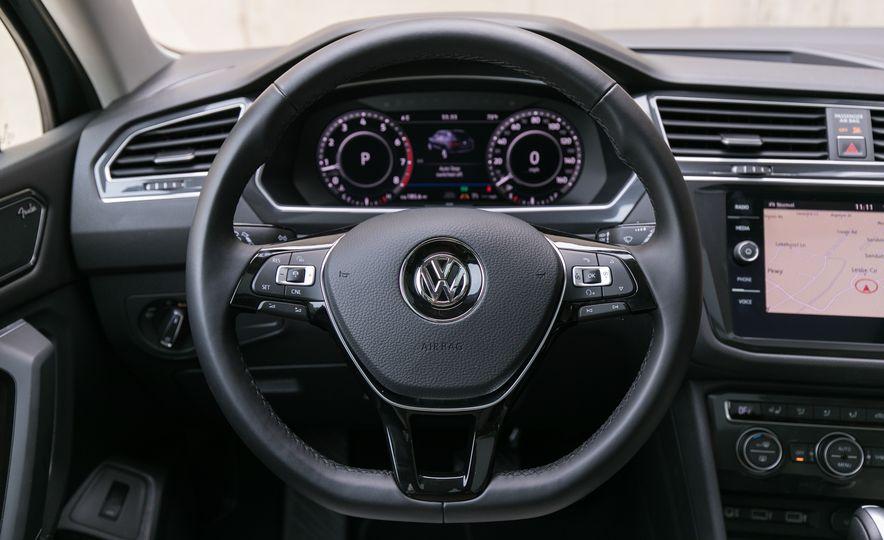 2018 Volkswagen Tiguan SEL 4Motion - Slide 45