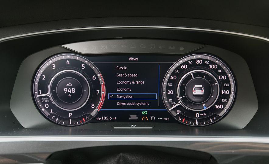 2018 Volkswagen Tiguan SEL 4Motion - Slide 58
