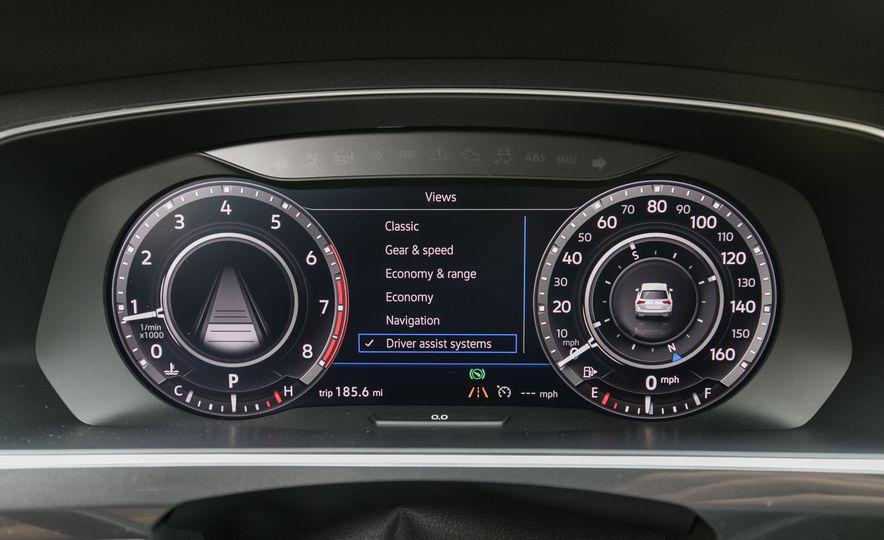 2018 Volkswagen Tiguan SEL 4Motion - Slide 59