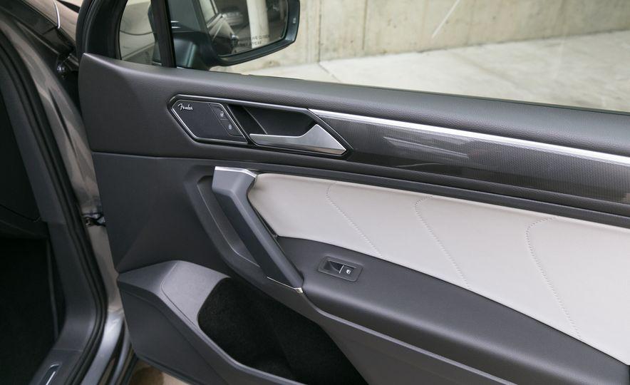 2018 Volkswagen Tiguan SEL 4Motion - Slide 87