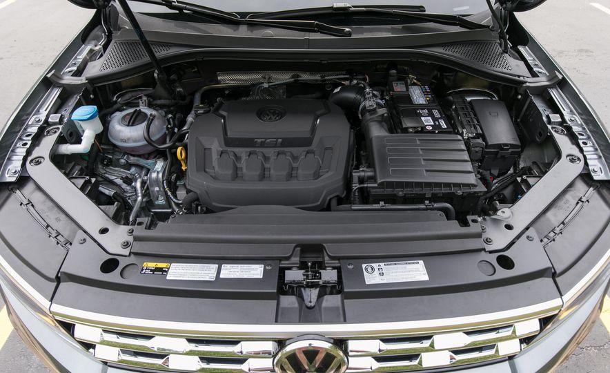 2018 Volkswagen Tiguan SEL 4Motion - Slide 124