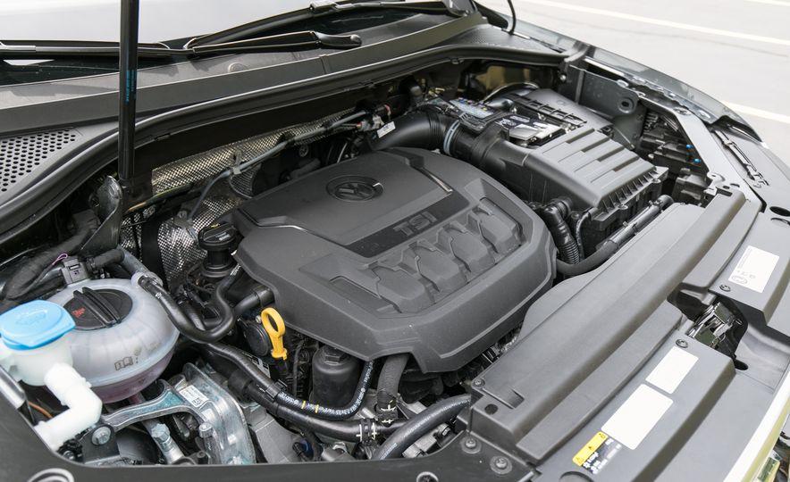 2018 Volkswagen Tiguan SEL 4Motion - Slide 125