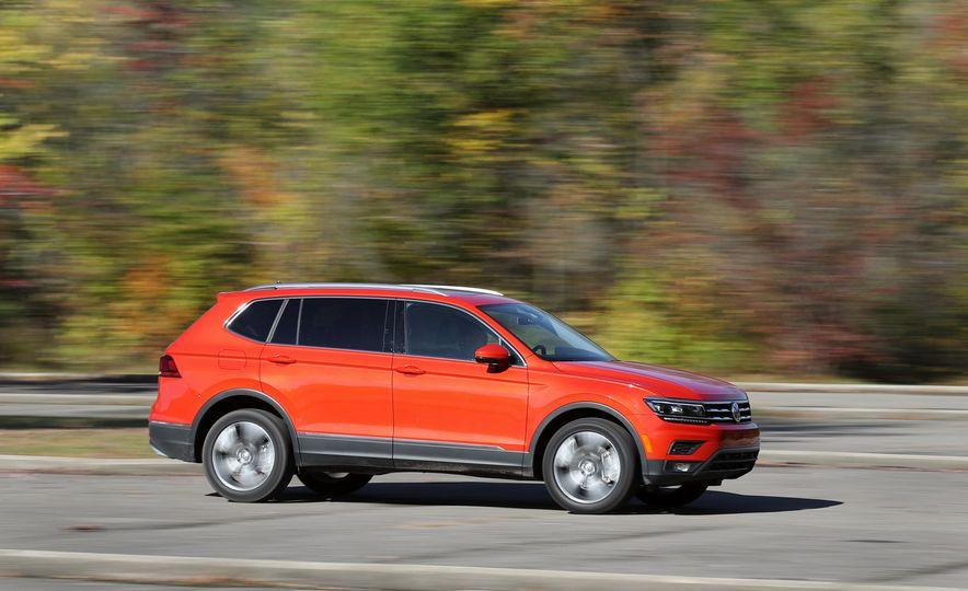 2018 Volkswagen Tiguan SEL 4Motion - Slide 128