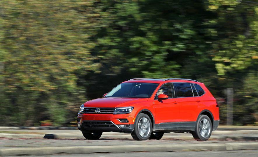2018 Volkswagen Tiguan SEL 4Motion - Slide 133