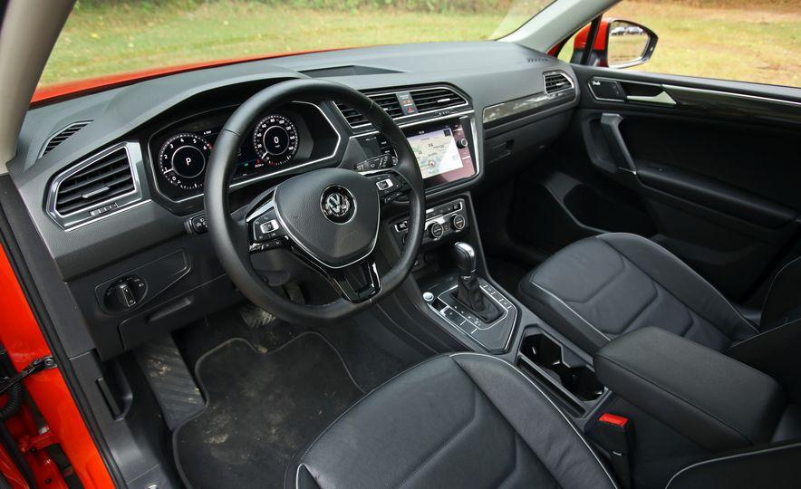 2018 Volkswagen Tiguan SEL 4Motion - Slide 159