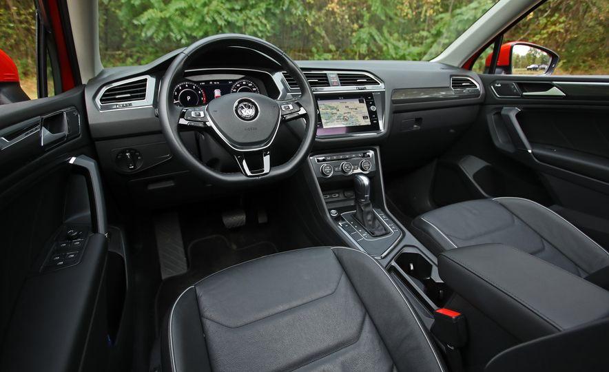 2018 Volkswagen Tiguan SEL 4Motion - Slide 160