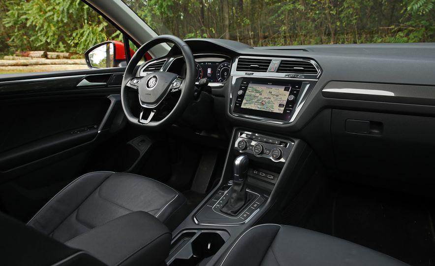 2018 Volkswagen Tiguan SEL 4Motion - Slide 161