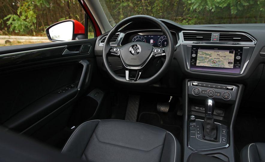 2018 Volkswagen Tiguan SEL 4Motion - Slide 164