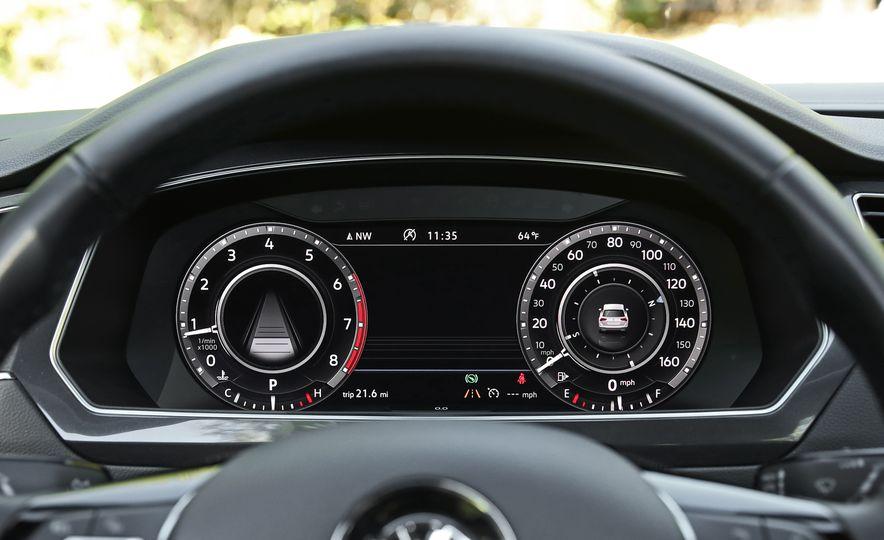 2018 Volkswagen Tiguan SEL 4Motion - Slide 166