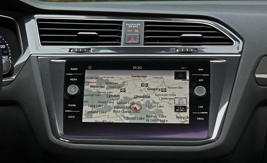 2018 Volkswagen Tiguan SEL 4Motion - Slide 168