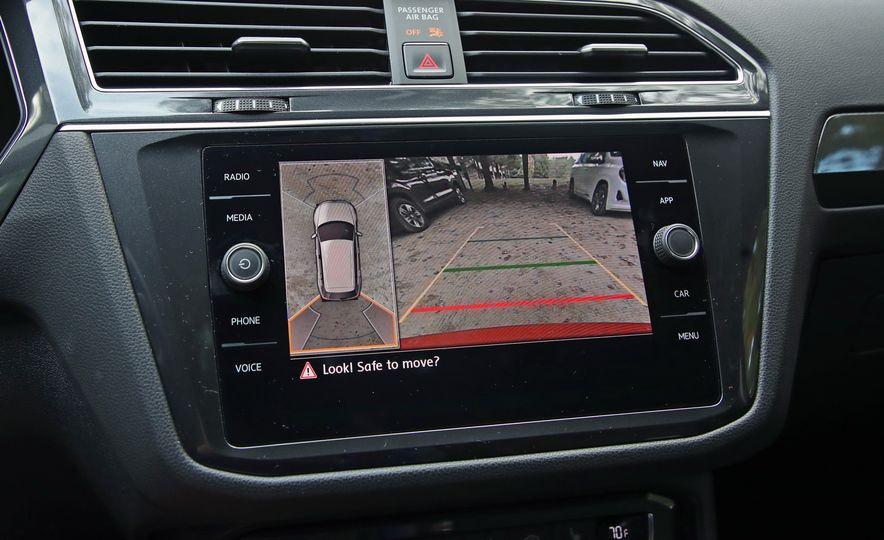 2018 Volkswagen Tiguan SEL 4Motion - Slide 169