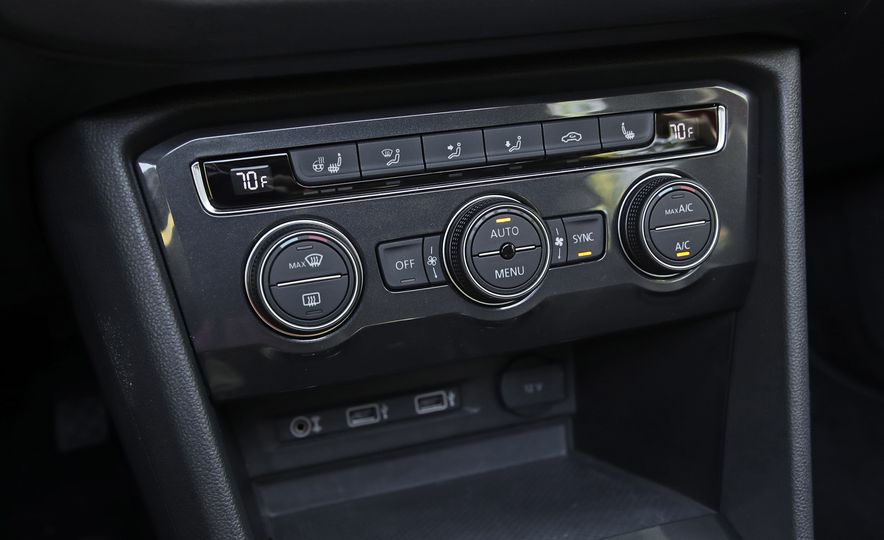 2018 Volkswagen Tiguan SEL 4Motion - Slide 170