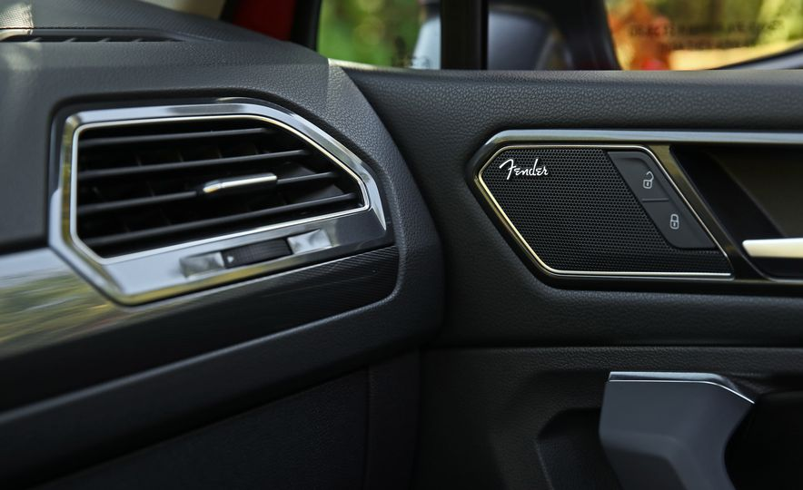2018 Volkswagen Tiguan SEL 4Motion - Slide 179